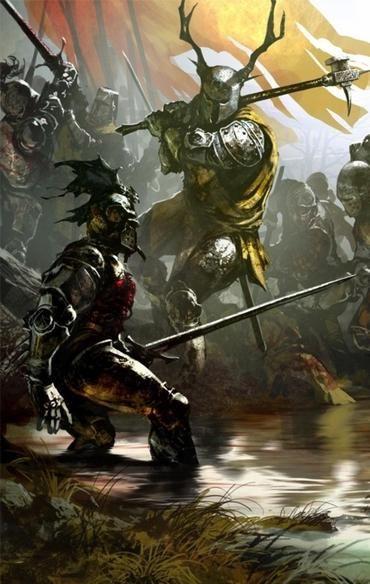 Robert Baratheon zabija Rhaegara.