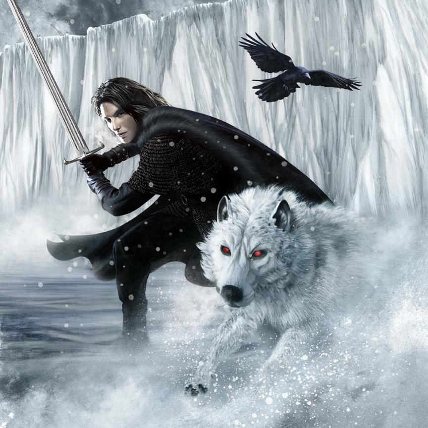 Jon, Duch i kruk Mormonta.