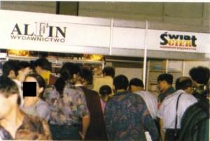 Targi Infosystem '94 - ŚGK 6/1994