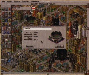 SimCity 2000 - ŚGK 4/1994