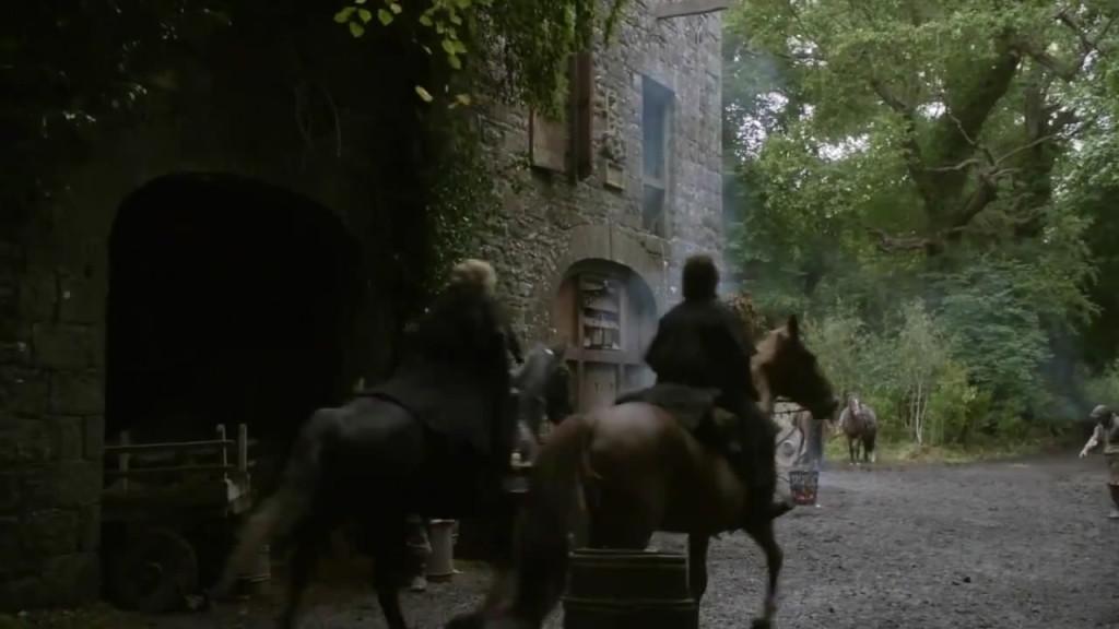 Gospoda na rozdrożu w serialu HBO.