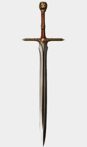 Jasny Ryk - pierwszy valyriański miecz Lannisterów