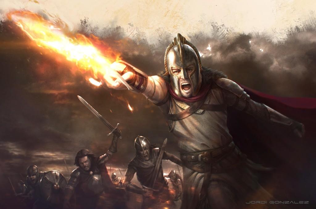 Hyrkoon Bohater - jedno z imion pod jakim Azor Ahai znany jest w Essos.