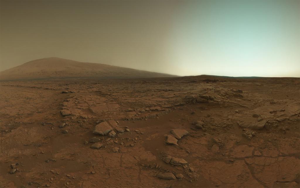 Mars, najnowsze lądowniki.