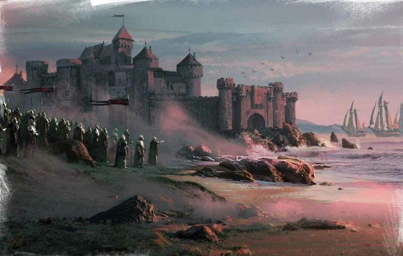 Oblężenie Duskendale.