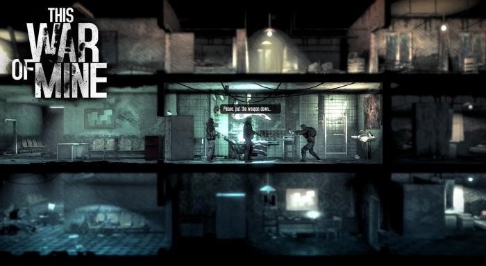 This War Of Mine - nagroda publiczności na Independent Games Festival 2015
