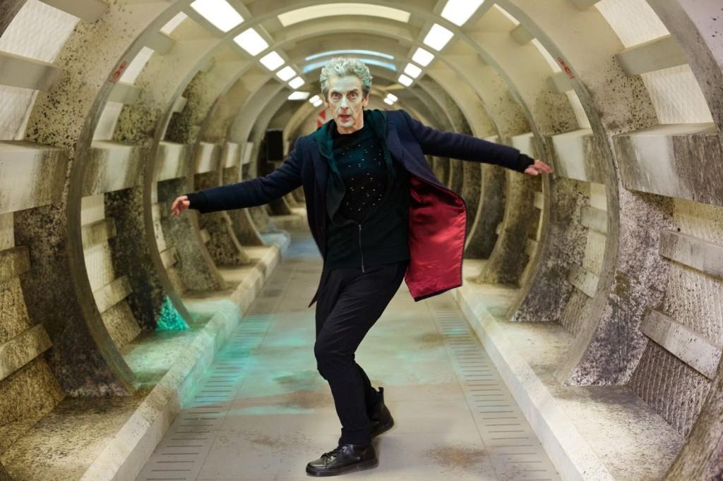 """Dwunasty Doktor w podwodnej bazie. """"Under the Lake"""""""