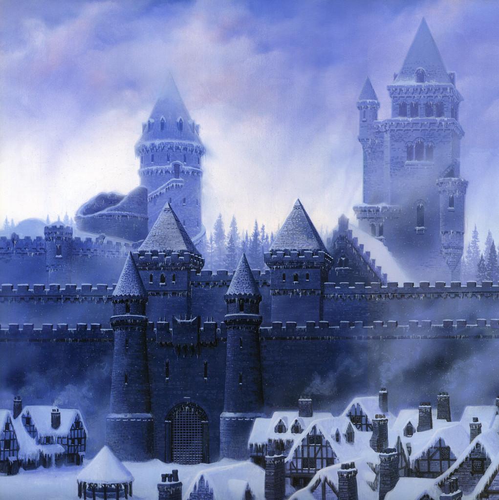 Książkowe Winterfell