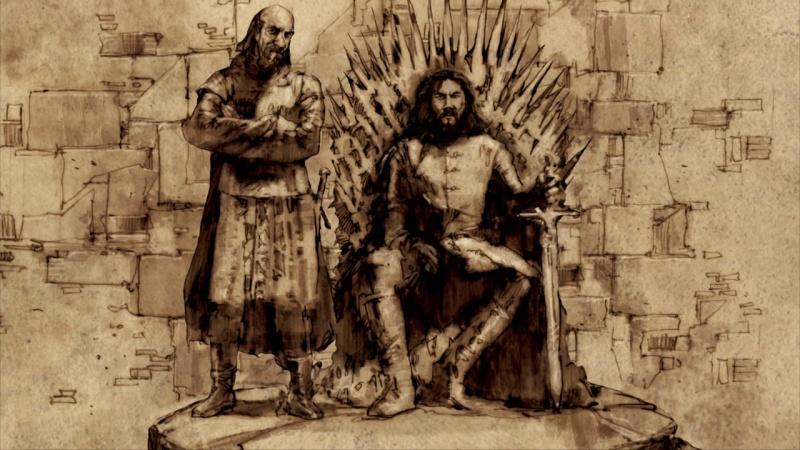 Jon Arryn i Robert Baratheon.