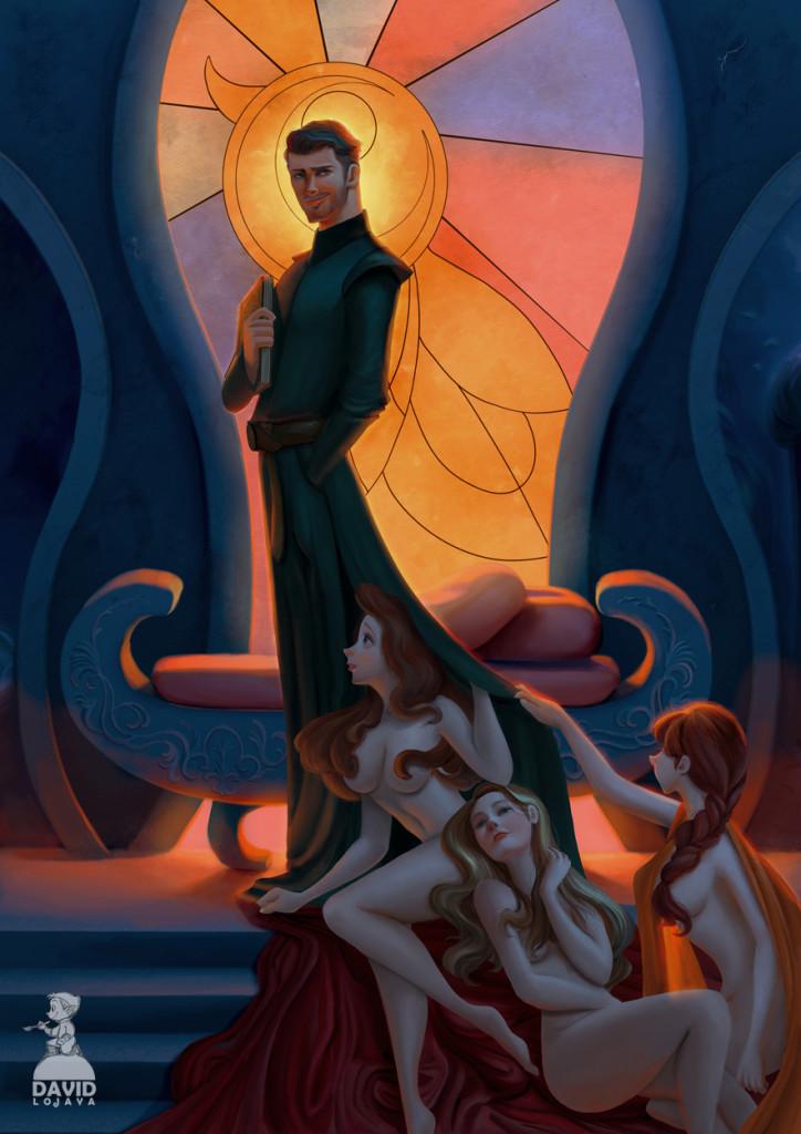 Petyr Baelish - najlepszy inwestor Siedmiu Królestw.