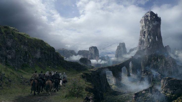 Orle Gniazdo w serialu HBO.