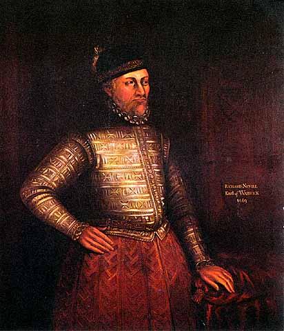 Richard Neville, Szesnasty Earl Warwick. Historyczny pierwowzór Littlefingera.