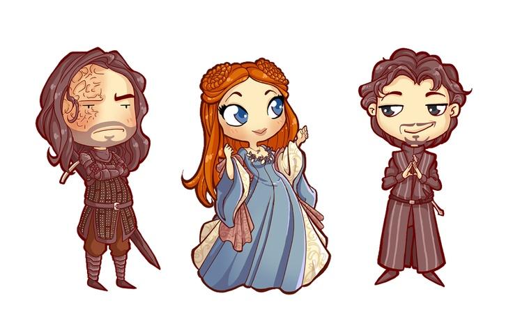 Komu uwierzy Sansa?
