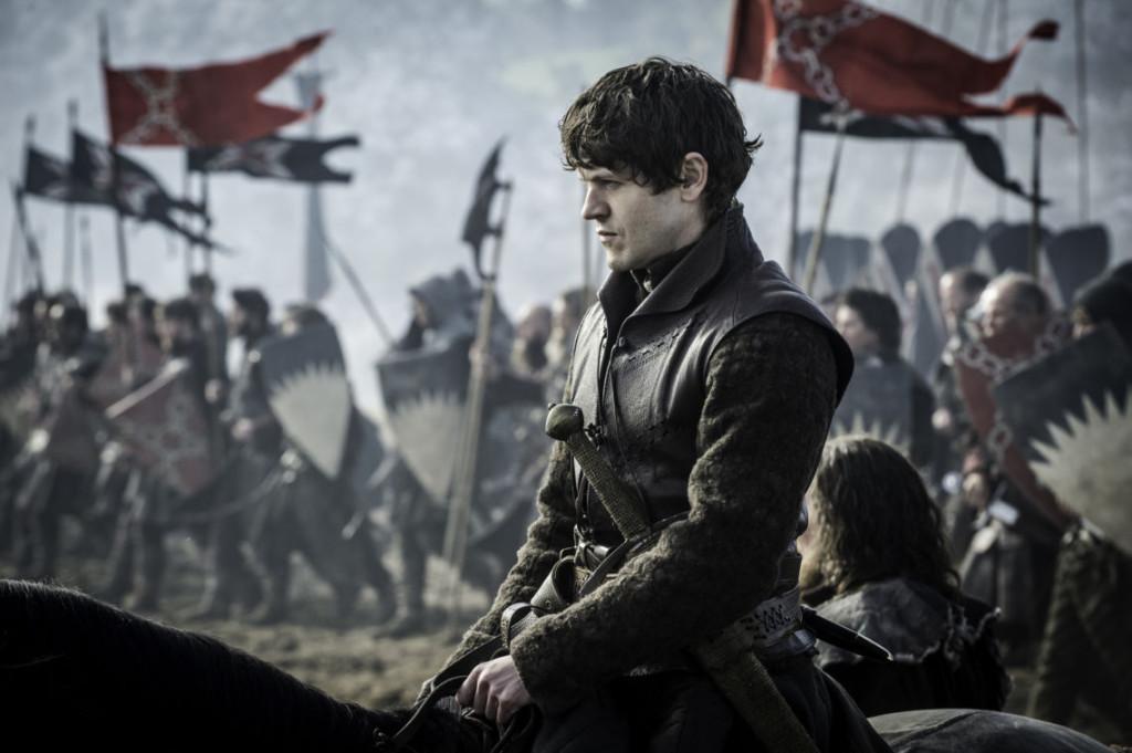 Ramsay Bolton - strateg, psycholog, wojownik, dżentelmen.