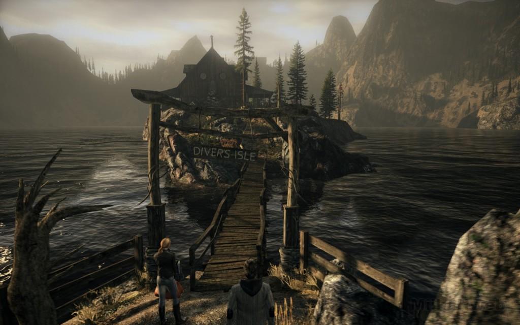 Alan Wake z 2010 roku. Jedna z najlepszych gier ostatniej dekady.