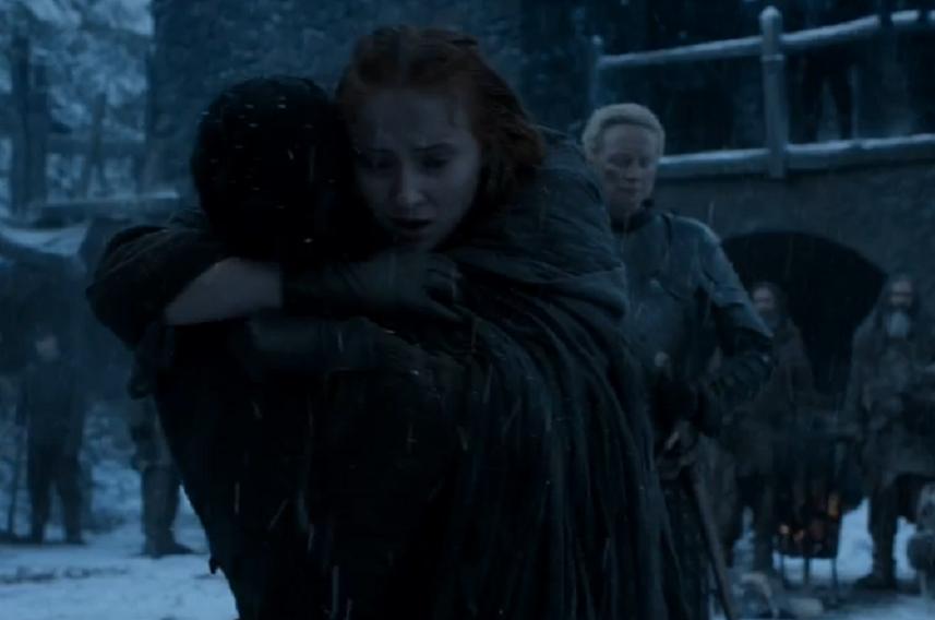 Czy tylko ja mam wrażenie, że Jon jest wzrostu Tyriona?