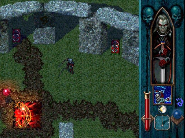 Blood Omen: Legacy of Kain z 1997 roku. Powiedziałbym, że spędziłem przy tej grze wiele nieprzespanych nocy, ale grałem głównie w dzień.