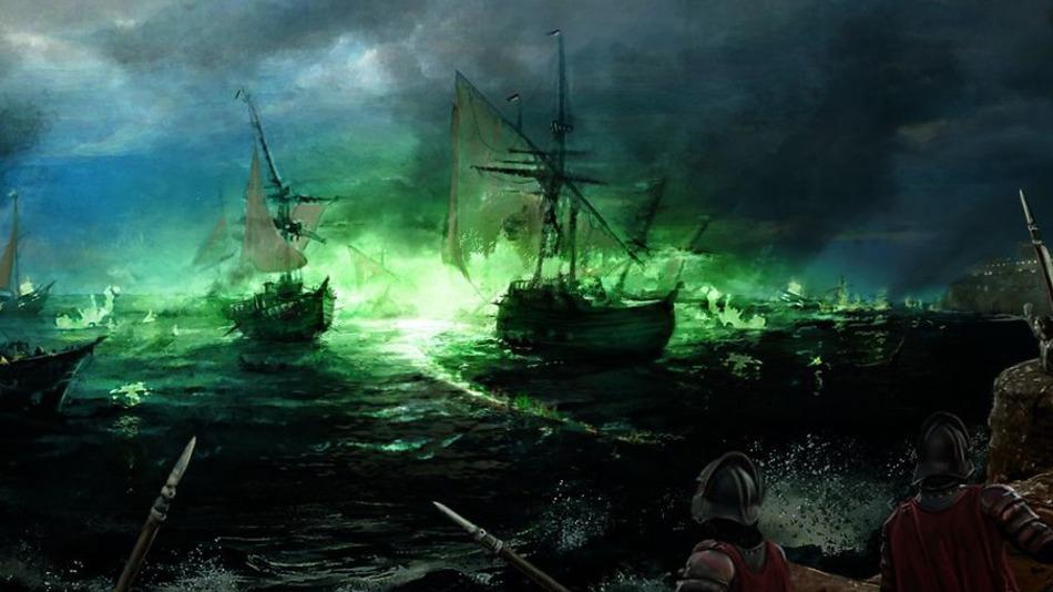 Bitwa nad Czarnym Nurtem.