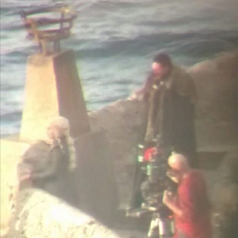 Dany, Jon i królewski kamerzysta