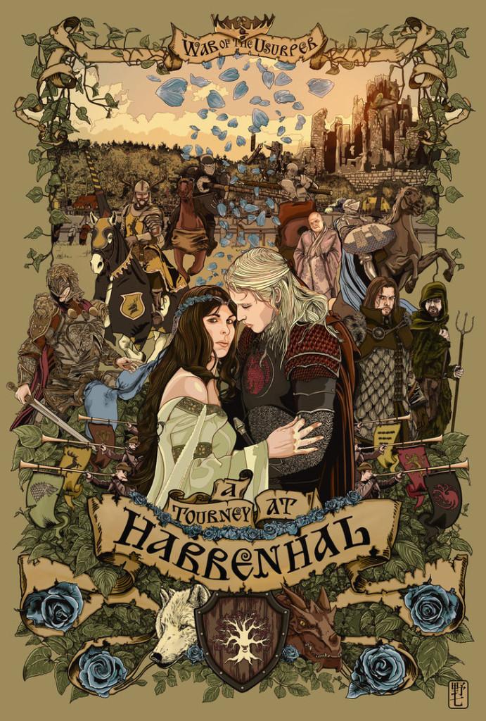 Turniej w Harrenhal