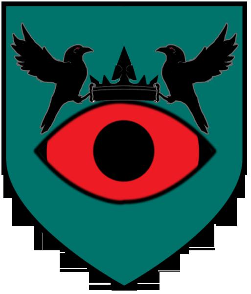 Osobisty herb Eurona Greyjoya.