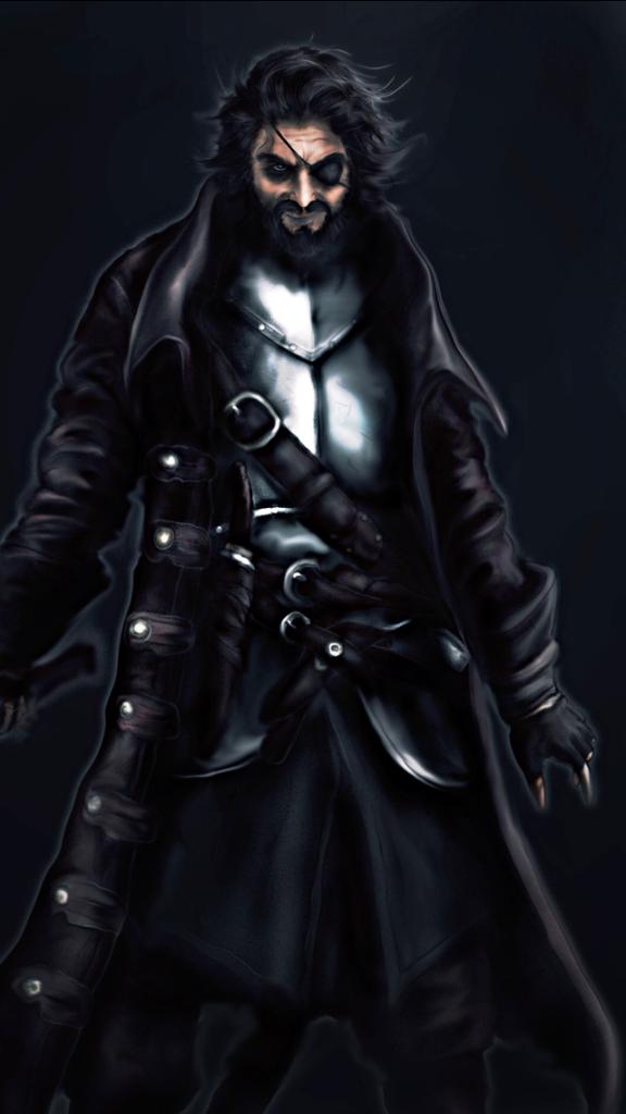 Znany i lubiany Euron Greyjoy.
