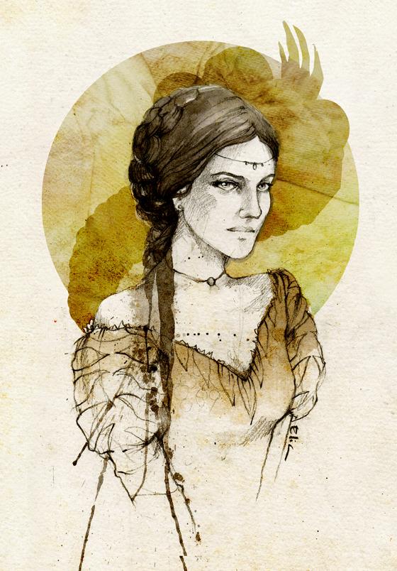 Taena Merryweather.
