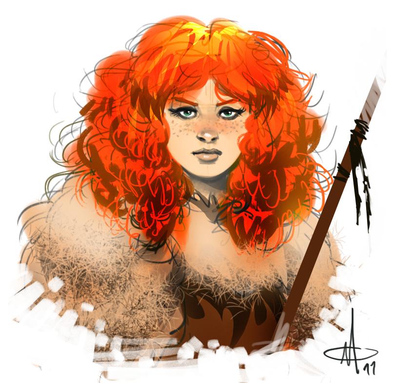Ygritte.