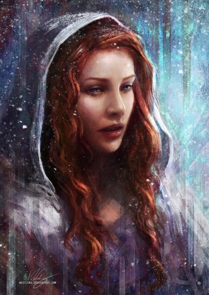 Sansa Stark.