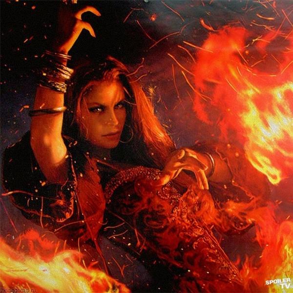 Melisandre z Asshai.