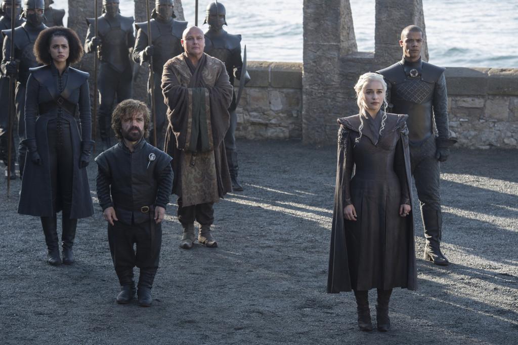 Team Daenerys w całej okazałości.