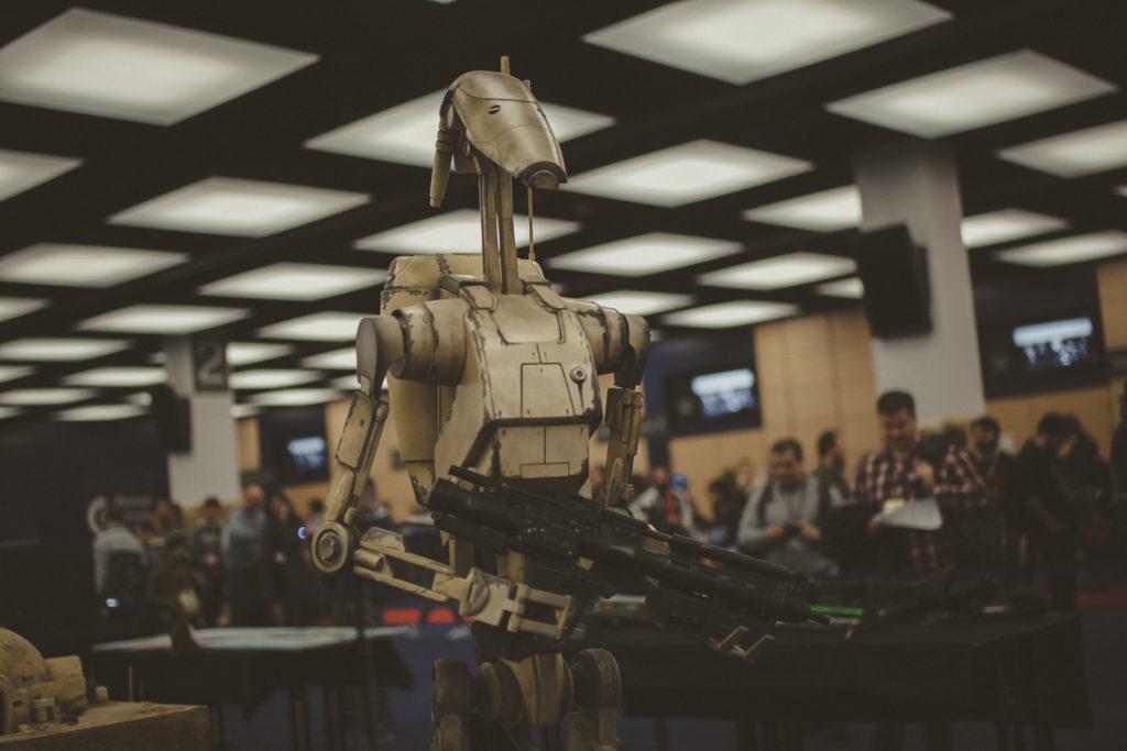 Droid-ochroniarz