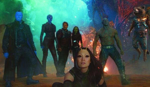 Kadr z filmu Strażnicy Galaktyki vol. 2