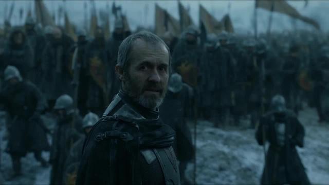 Stannis pod Winterfell