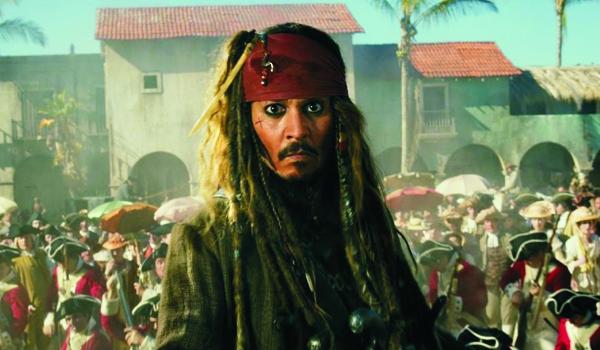 Kadr z filmu Piraci z Karaibów: Zemsta Salazara