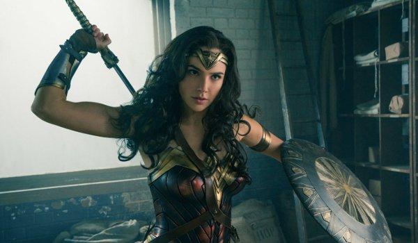 Kadr z filmu Wonder Woman