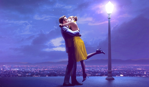 "Kadr z filmu ""La La Land"""