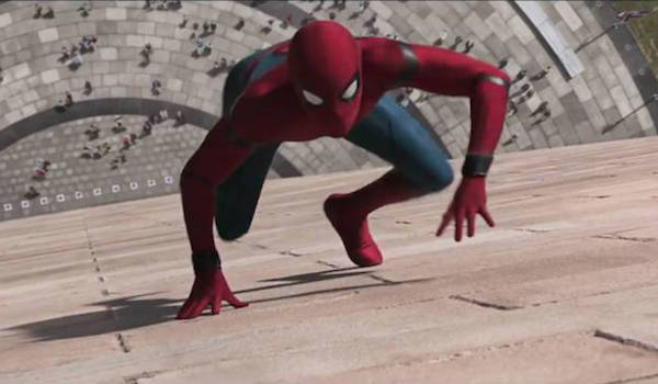 Kadr z filmu Spider-Man: Homecoming
