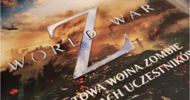 world war z polish cover
