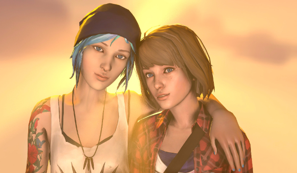 "Kadr z gry ""Life is Strange"""