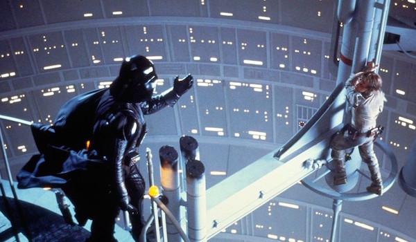 Kadr z filmu Gwiezdne Wojny: Imperium Kontratakuje