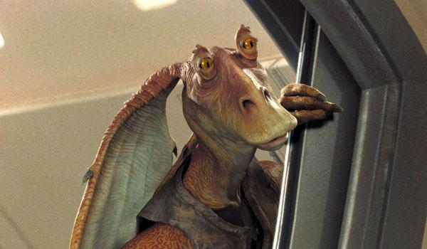 Kadr z filmu Gwiezdne Wojny: Mroczne Widmo