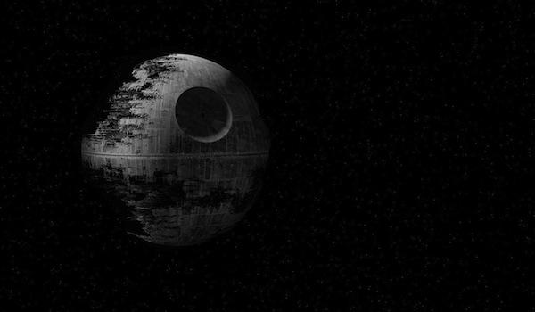 Kadr z filmu Gwiezdne Wojny: Powrót Jedi