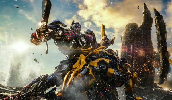 Kadr z filmu Transformers: Ostatni Rycerz