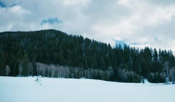 "Kadr z filmu ""Wind River"""