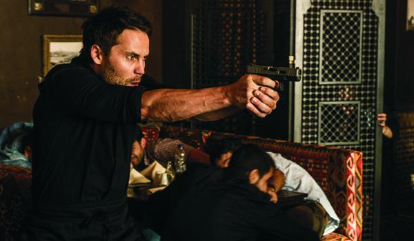 "Kadr z filmu ""American Assassin"""