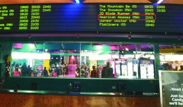 Australijskie kino