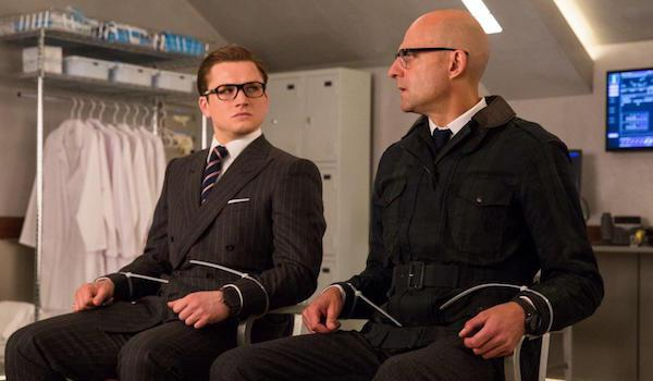 """Kingsman: Golden Circle"""