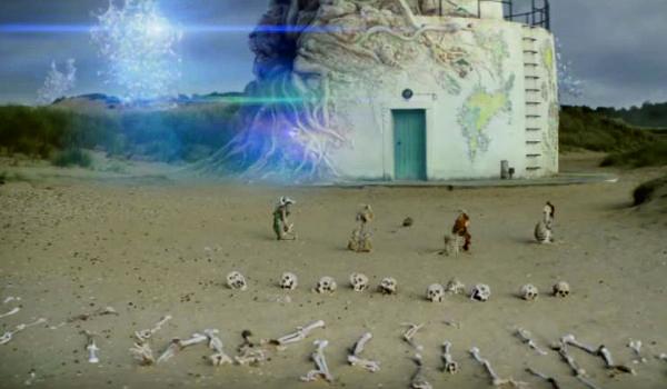 """Kadr z filmu """"Anihilacja"""""""
