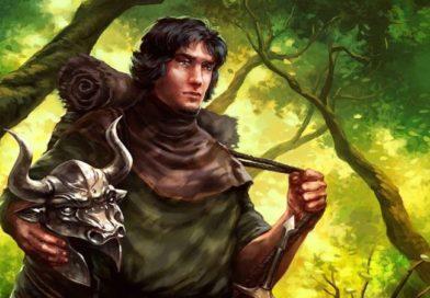 Czytamy Starcie Królów #2: Arya I